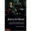 miniatura Jewry in music : entry to the profession from the enlightenment to Richard Wagner / David Conway.